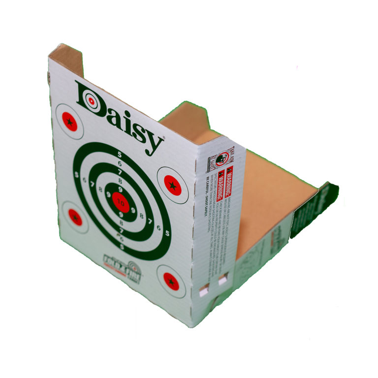 Daisy Fold And Shoot Target