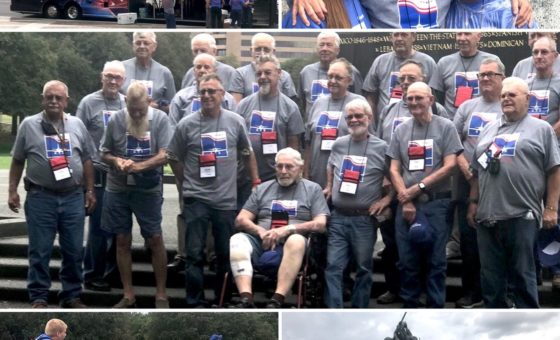 Daisy COO Aids In Special Honor Flight For Veterans